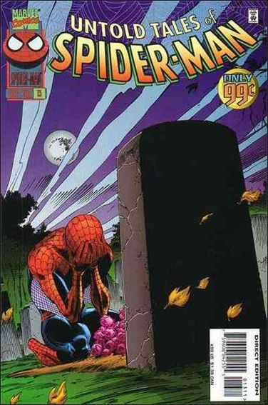 Untold Tales of Spider-Man 13-A by Marvel