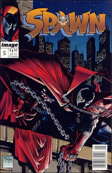 Spawn 5-B by Image