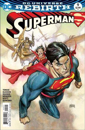 Superman (2016) 9-B