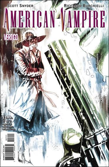 American Vampire 27-A by Vertigo