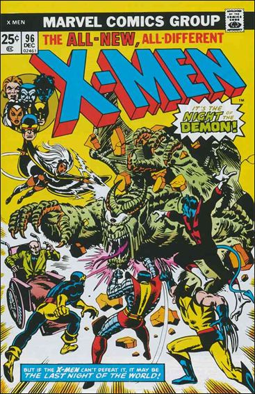 X-Men (1963) 96-A by Marvel
