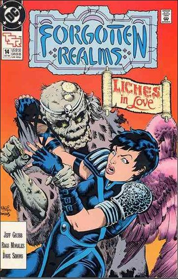 Forgotten Realms 14-A by DC