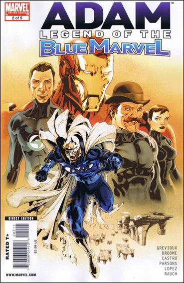 Adam: Legend of the Blue Marvel 2-A by Marvel
