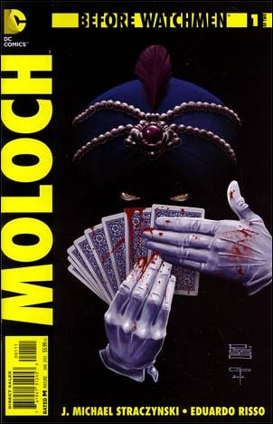 Before Watchmen: Moloch 1-A by DC