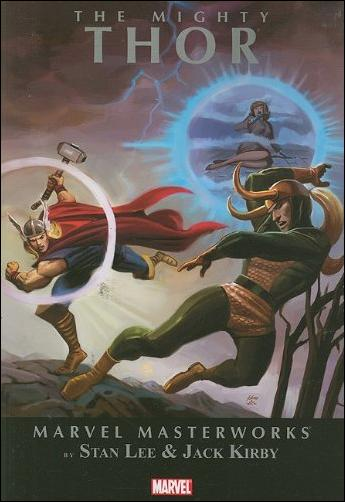 Marvel Masterworks: The Mighty Thor 2-A by Marvel