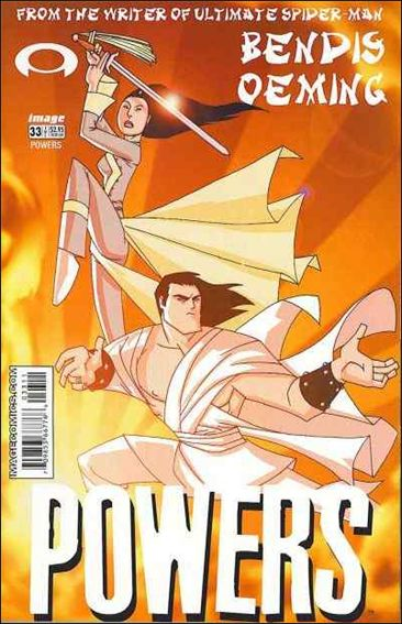 Powers (2000) 33-A by Image