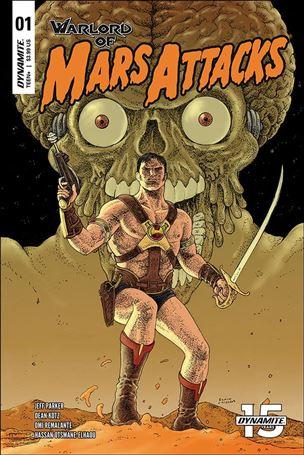 Warlord of Mars Attacks 1-C