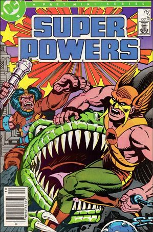 Super Powers (1985) 2-A
