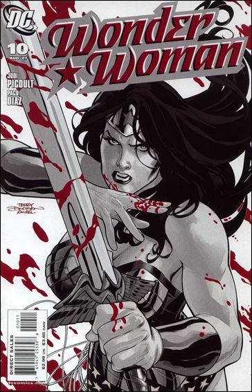 Wonder Woman (2006) 10-A by DC