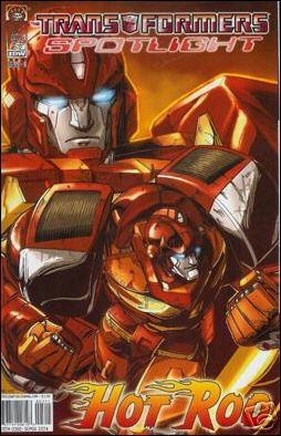 Transformers Spotlight nn3-B by IDW
