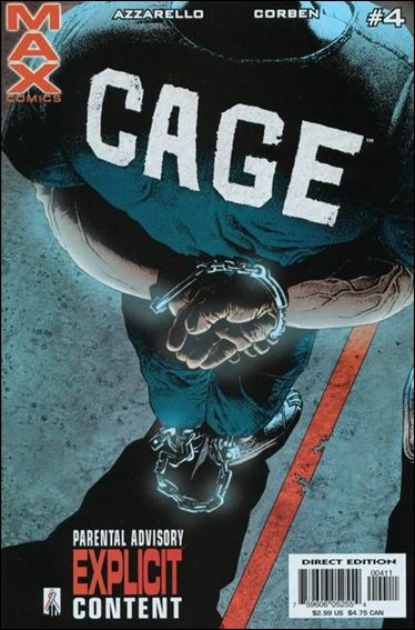 Cage (2003) 4-A by Max