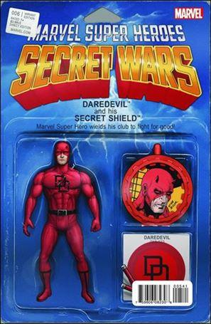 Secret Wars 6-E