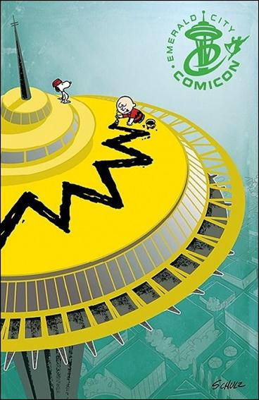 Peanuts (2012) 6-C by Kaboom!
