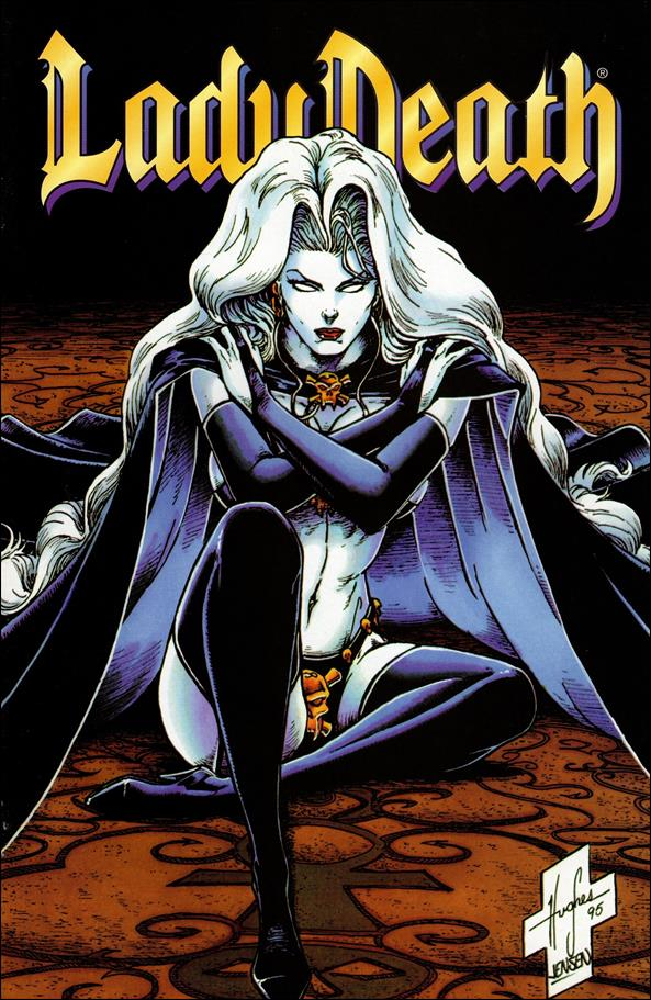Lady Death III: The Odyssey 3-A by Chaos! Comics