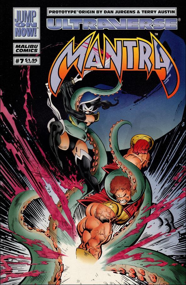 Mantra (1993) 7-A by Malibu