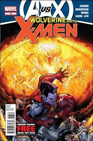 Wolverine & the X-Men (2011) 13-A