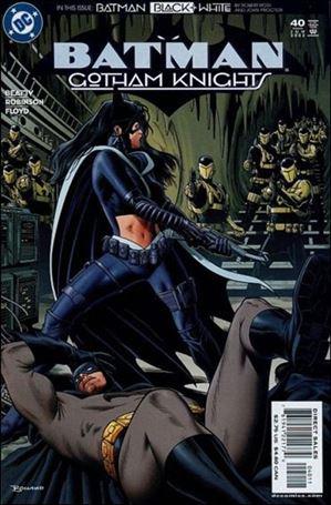 Batman: Gotham Knights 40-A