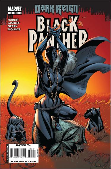 Black Panther (2009) 3-A by Marvel