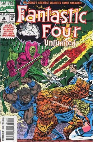 Fantastic Four Unlimited 3-A