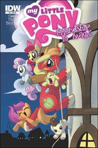 My Little Pony: Friendship is Magic 9-C
