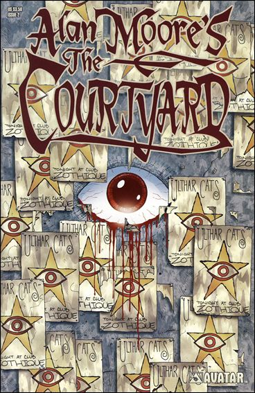 Alan Moore's The Courtyard 2-A by Avatar Press