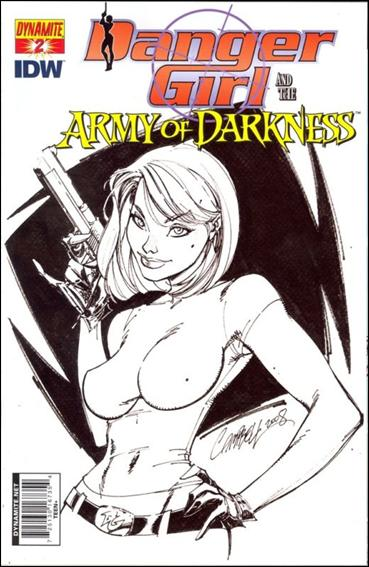 Danger Girl and the Army of Darkness 2-D by Dynamite Entertainment