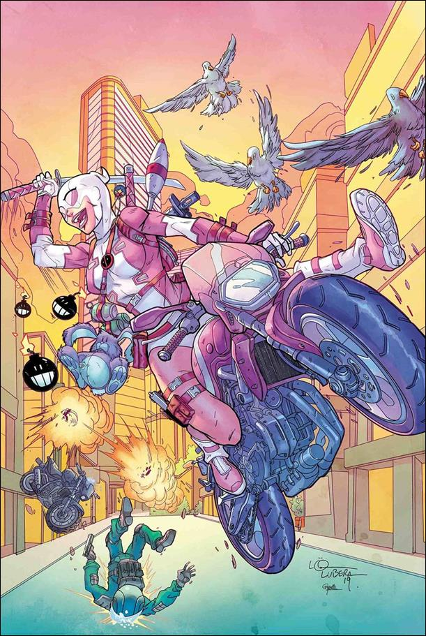 Gwenpool Strikes Back 1-B by Marvel