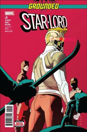 Star-Lord (2017) 5-A