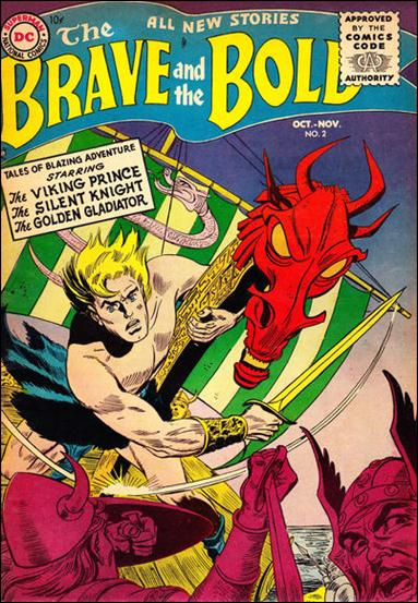 Brave and the Bold (1955) 2-A by DC