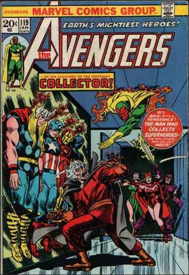 Avengers (1963) 119-A by Marvel