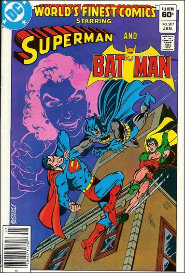 World's Finest Comics 287-A by DC