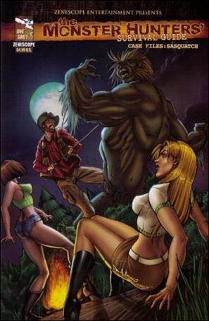 Monster Hunters Survival Guide Case Files: Sasquatch 1-B