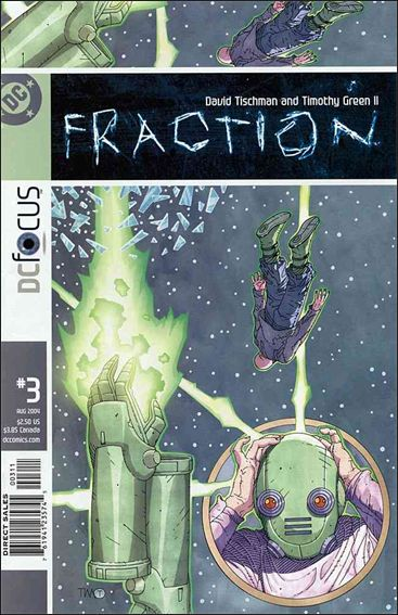 Fraction 3-A by DC