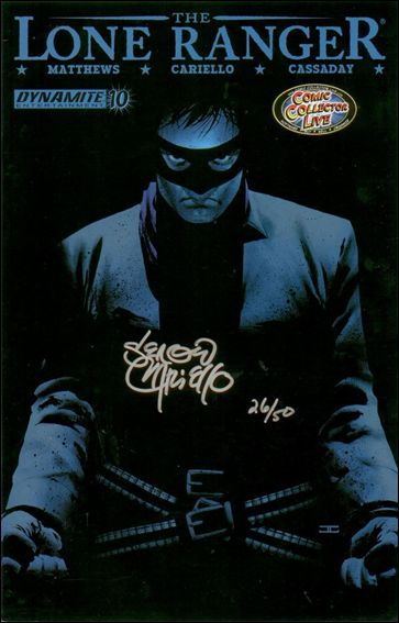Lone Ranger (2006) 10-G by Dynamite Entertainment