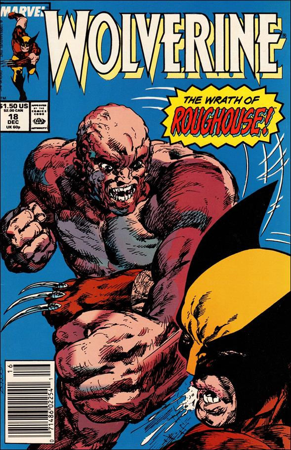 Wolverine (1988)  18-A by Marvel