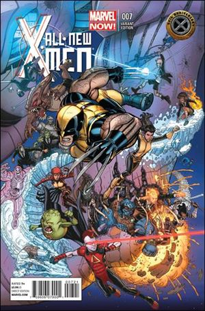 All-New X-Men 7-B