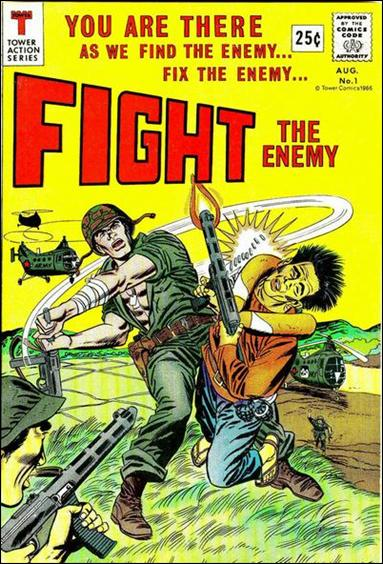 Fight The Enemy 1-A by Tower