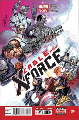 Cable and X-Force 10-A