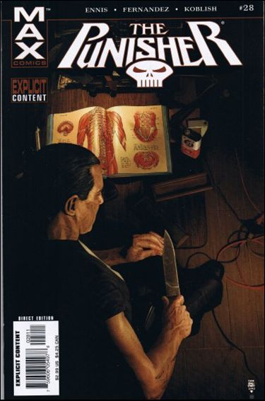 Punisher (2004) 28-A by Max