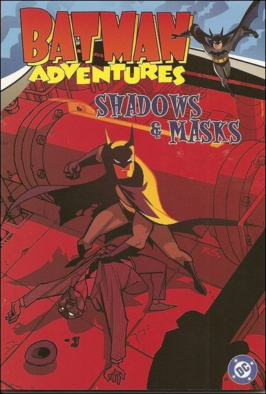 Batman Adventures 2-A by DC