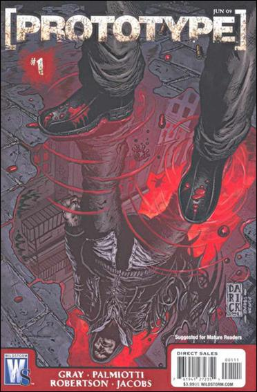 Prototype (2009) 1-A by WildStorm