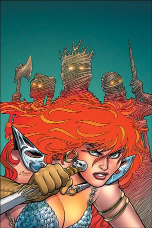 Red Sonja (2019) 8-P