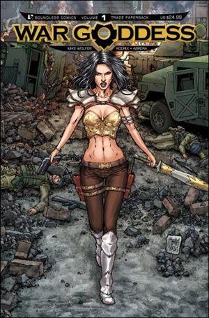War Goddess 1-A