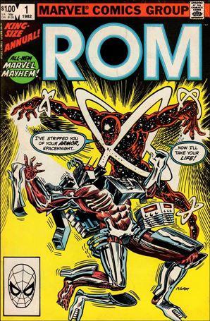 ROM Annual 1-A