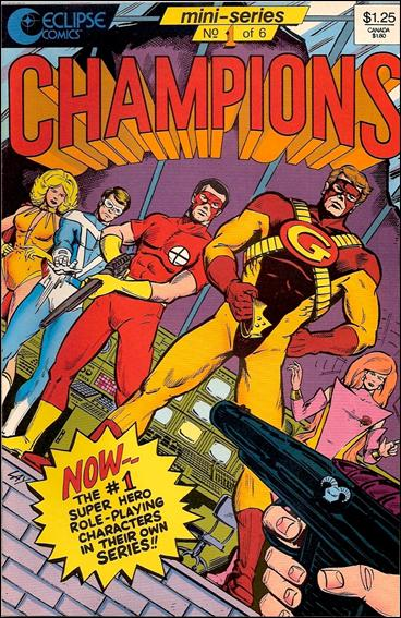 Champions (1986) 1-A by Heroic Publishing