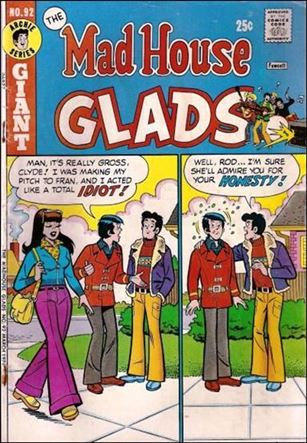 Madhouse Glads 92-A