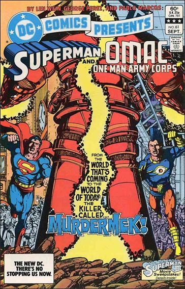 DC Comics Presents 61-A by DC