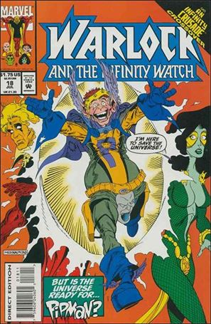 Warlock and the Infinity Watch 18-A