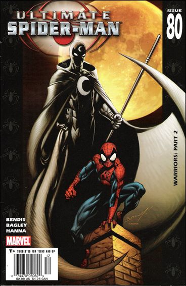 Ultimate Spider-Man (2000) 80-B by Marvel