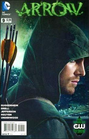 Arrow (2013) 9-A
